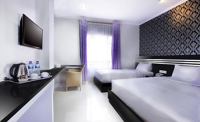 violet hotel malioboro yogyakarta - Violet Hotel Design
